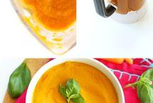 Crème de carrottes