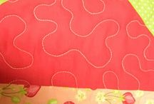 Machine Quilting / Tips on how to machine quilt. / by CG Shaver