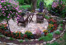 aranjamente grădină