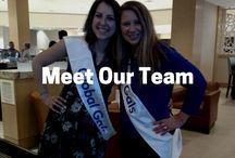 Meet the Global Gal Team / The women behind what makes Global Gals tick.