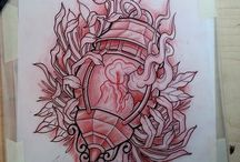 Lámpás tattoo