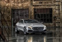 S-Class Coupe / Presenting the Concept S-Class Coupe. Direct from the International Motor Show (#IAA) in Frankfurt, the Concept S-Class Coupé provides a concrete vision of the next model generation, a vision of sensual clarity.