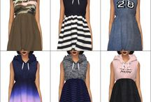 TS4 Outfits