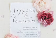 Flowers // Cake // Details / wedding planning