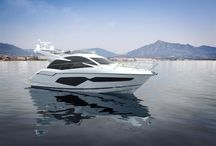 NEW Sunseeker models / Find here new models of Sunseeker yachts