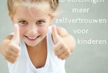 kinderen en positiviteit