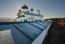 Монастыри России. Храмы.