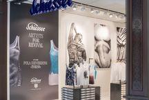 Schiesser Revival Store @ Mall of Berlin / Leipziger Platz / #mallofberlin #fashionmeetsart #storeconcept
