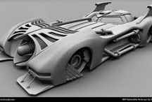 Batmobile - Dan McKim