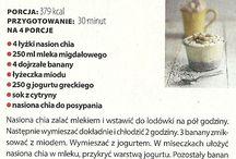 Przepisy kulinarne - desery różne