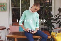Lookbook: Spring Luxe