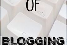 All things blogging