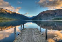 Places I have been in nz