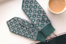 Mitten and Glove Knitting Patterns | The Fibre Co.