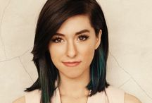 CHRISTINA GRIMMIE / R.I.P. Beautiful angel!! You are so dearly missed...what an amazing talent we have lost!