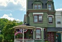 Victorian's houses