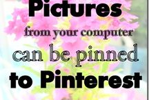Pinterest how to's....