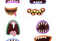 Télécharger monstre bouche