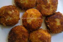 Cutlet Varieties / Cutlet recipes