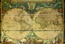 Cartography  / Maps, Charts and Globes / by Joanne Ellis