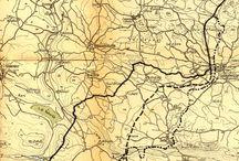 Il fronte bellico ww1 / Il Fronte Bellico sulla Mappa