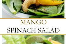 Salat  - Mango