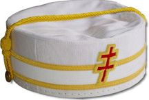 Masonic Ritual Caps