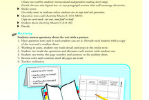 RL.5.6 Fifth Grade-Reading Literacy Text / These activities were designed as small group activities to provide students with additional opportunities to practice skills that were previously instructed. Click on image to view activity. Images are linked to activities as pdf files.
