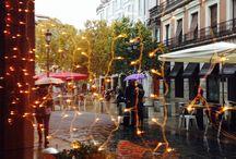 Madrid at Christmas / Madrid at Christmas http://www.hostalpersal.com/en/