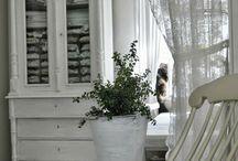 Shabby Chic / Shabby interior design
