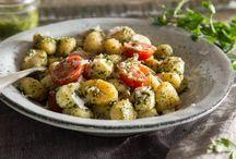 Gnocci Salat