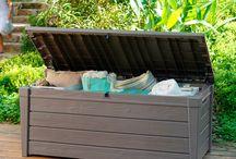 Outdoor Storage / by Lauren McAdams