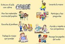 Normas de la clase