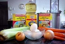 Tried & True Recipes / by Danielle Gofstein