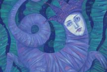 Julia Khoroshikh. Fantasy / surreal / imaginative art
