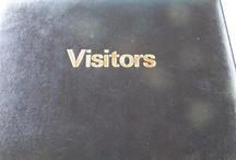 Maoutens Livre d'Or/ Guest Book / Merci beaucoup à tous mes hôtes qui ont laissé des commentaires magnifiques dans mon livre d'or! Thank you to all my guests who have left such wonderful comments in my guest book!