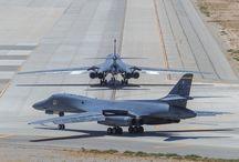 B-1B Lancer / B-1B Lancer