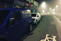 Up at the crack of #Dawn #working #BsElectrical #frosty #fresh #outside #HelpingOurCustomers #electrician in #Reading / Up at the crack of #Dawn #working #BsElectrical #frosty #fresh #outside #HelpingOurCustomers #electrician in #Reading