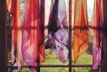 boho curtains