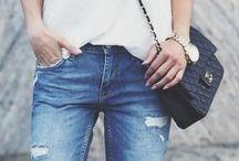 Wear Denim amazingly...