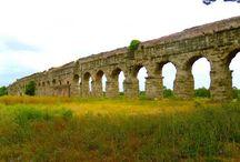 Aquaducts / Roman Auaducts