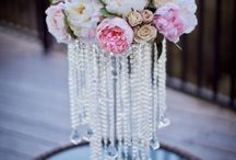 Wedding Centerpieces / by Brittany Toliver