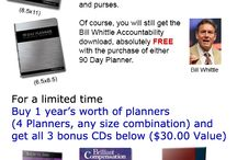 90 Day Planners