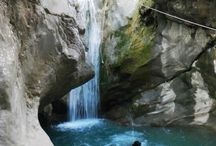 Canyoning / Canyoning is one of the newest extreme sports and involves mastering the canyon by swimming, jumping from waterfalls, using ropes,etc. It is suitable for adrenalin junkies and also for everyone who wants to try something new.We are there to give you level of adventure you need .