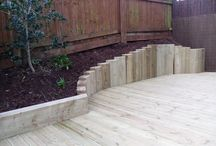 Decking / All Pins on this board are for ideas from around the web and from other pinners. Clipper Garden Services own work is stated on each pin.