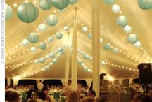 Tent Decoration Inspiration / by Osprey Point