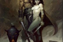 COUPLE • Barbarian