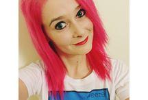 My Hair Colours.