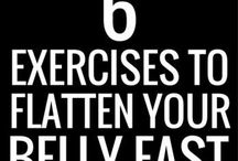 stomach exercises