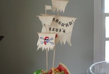 Birthday Party Ideas / by Andrea Schipke